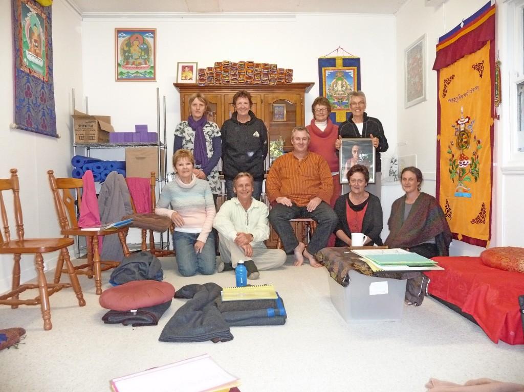 Calm Abiding Workshop July 2012(1)