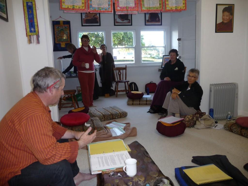 Calm Abiding Workshop b July 2012